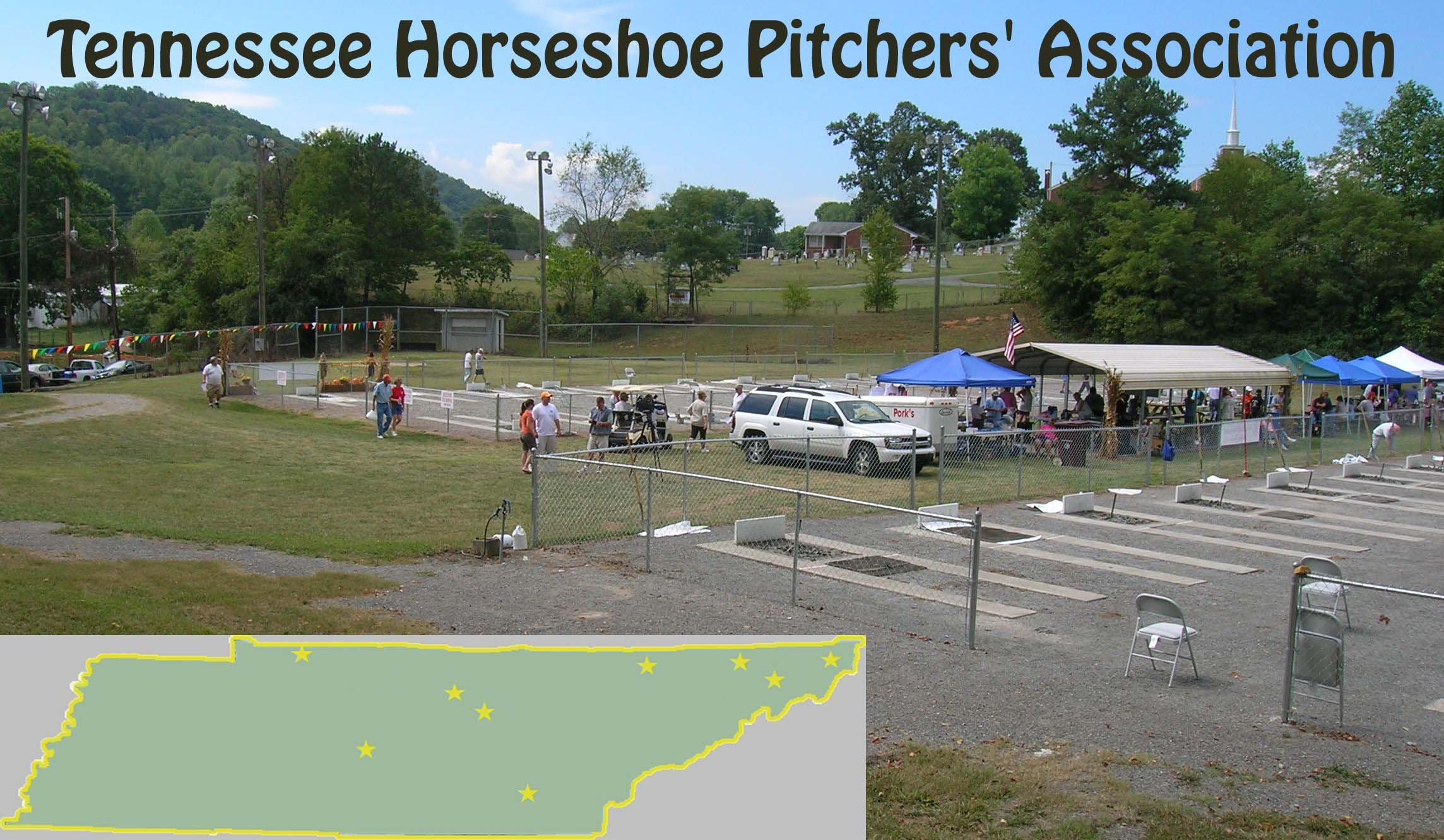 Tennessee Horseshoe Pitchers Association